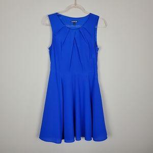 EXPRESS Blue Dress Sz 8